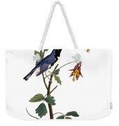Audubon: Warbler, (1827-38) Weekender Tote Bag