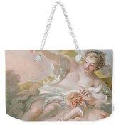 Aurora And Cephalus Weekender Tote Bag