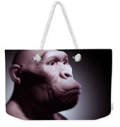 Australopithecus Weekender Tote Bag