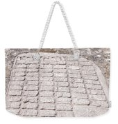 Ball Court At The Coba Ruins  Weekender Tote Bag