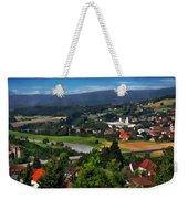 Bavarian Landscape Weekender Tote Bag