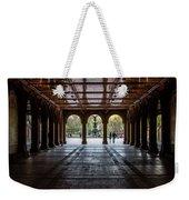 Bethesda Terrace Weekender Tote Bag