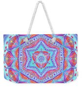 Birth Mandala- Blessing Symbols Weekender Tote Bag