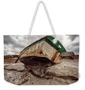 Boats By The Sea Weekender Tote Bag