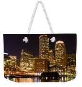 Boston Massachusetts Weekender Tote Bag