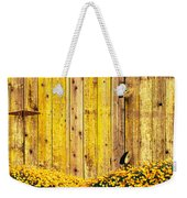 California Golden Poppies Eschscholzia Weekender Tote Bag