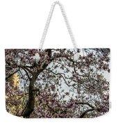Central Park Spring Weekender Tote Bag