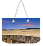 Cereal Fields Weekender Tote Bag