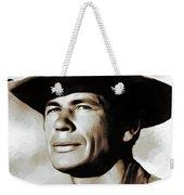 Charles Bronson, Actor Weekender Tote Bag