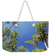 4- Cypress Trees Weekender Tote Bag