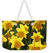 Daffodils In The Sunshine Weekender Tote Bag