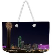 Dallas - Texas Weekender Tote Bag