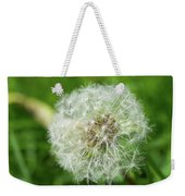 Dandelion Close-up. Weekender Tote Bag