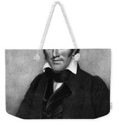 Davy Crockett (1786-1836) Weekender Tote Bag by Granger