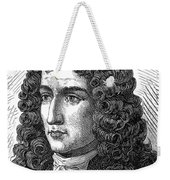 Denis Papin, French Inventor Weekender Tote Bag