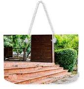 Derelict Building Weekender Tote Bag