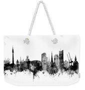 Dortmund Germany Skyline Weekender Tote Bag