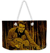 Eddie Cochran Collection Weekender Tote Bag