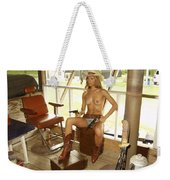 Everglades Cowgirl Weekender Tote Bag