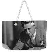 F. Scott Fitzgerald Weekender Tote Bag