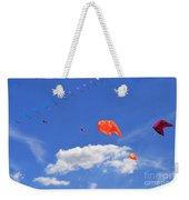 Flying Kite Festival  Weekender Tote Bag