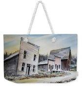 Garnet Ghost Town Montana Weekender Tote Bag