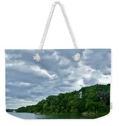 Green's Hill And The Bass River Weekender Tote Bag