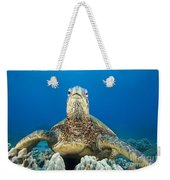 Hawaii, Green Sea Turtle Weekender Tote Bag
