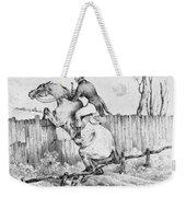 Horserider, C1840 Weekender Tote Bag