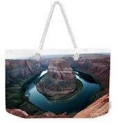 Horseshoe Bend Colorado River Arizona Usa Weekender Tote Bag