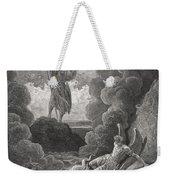 Illustration By Gustave Dore 1832-1883 Weekender Tote Bag