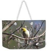 Img_0001 - American Goldfinch Weekender Tote Bag