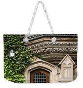 Ivy League Weekender Tote Bag