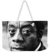 James Baldwin Weekender Tote Bag