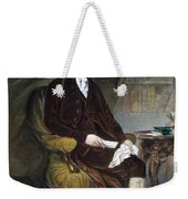 James Madison (1751-1836) Weekender Tote Bag by Granger