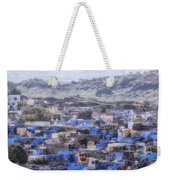 Jodhpur - India Weekender Tote Bag