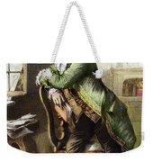Johann Goethe, 1749-1832 Weekender Tote Bag
