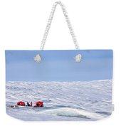 Kangerlussuaq - Greenland Weekender Tote Bag