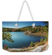 Killarney Provincial Park In Fall Weekender Tote Bag