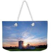 Knowlton Church - England Weekender Tote Bag
