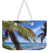 Laughing Bird Caye Weekender Tote Bag
