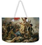 Liberty Leading The People Weekender Tote Bag