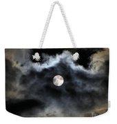 Lisas Wildlife Moons 2 Weekender Tote Bag