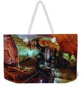 Marble Cave Crimea Weekender Tote Bag