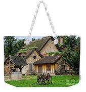 Marie - Antoinette's Estate Palace Of Versailles - Paris Weekender Tote Bag
