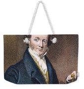 Martin Van Buren (1782-1862) Weekender Tote Bag