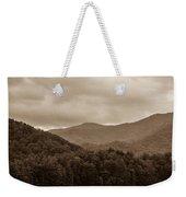 Nature Landscapes Around Lake Santeetlah North Carolina Weekender Tote Bag
