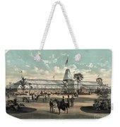 New Orleans, Fair, 1884.  Weekender Tote Bag