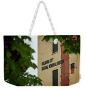 Okc Memorial Xv Weekender Tote Bag