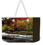 Ontario Autumn Scenery Weekender Tote Bag